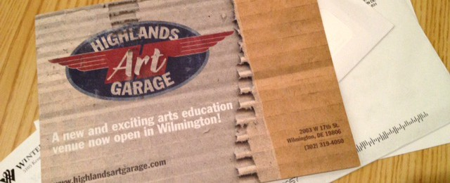 Highlands Art Garage … We Have Arrived!