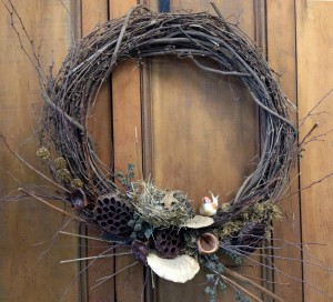 A Naturalist's Wreath