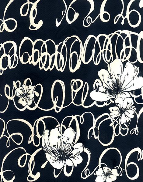 Script-Flower