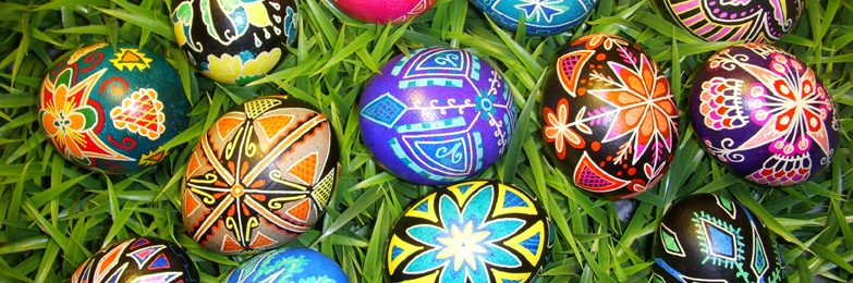 Pysanky; The Ukrainian Painted Egg