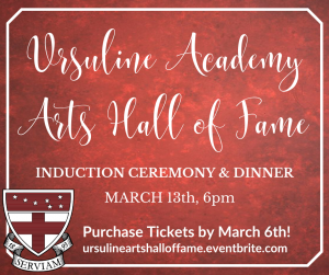 Ursuline Hall of Fame